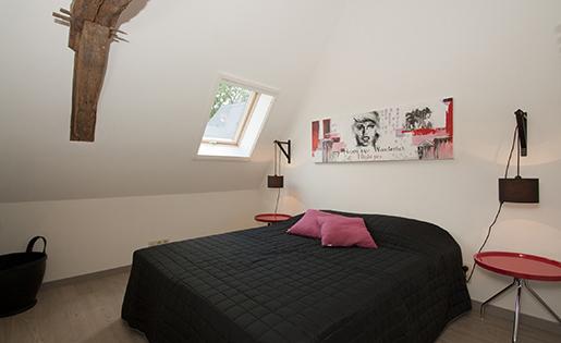 La Lucidité slaapkamer