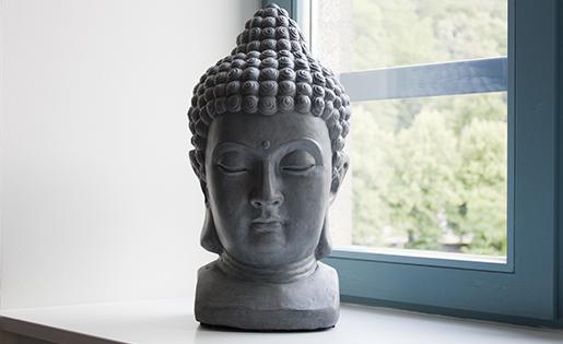 La Reflexion Boeddha