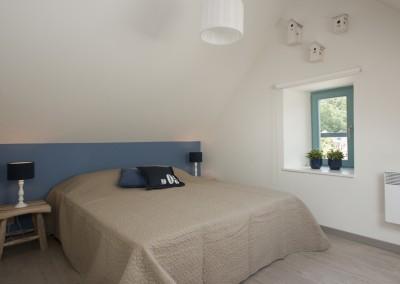 Le Repos slaapkamer
